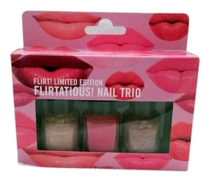 Other Flirt! Limited Edition FLIRTATIOUS! Nail Polish Trio (Pinks)