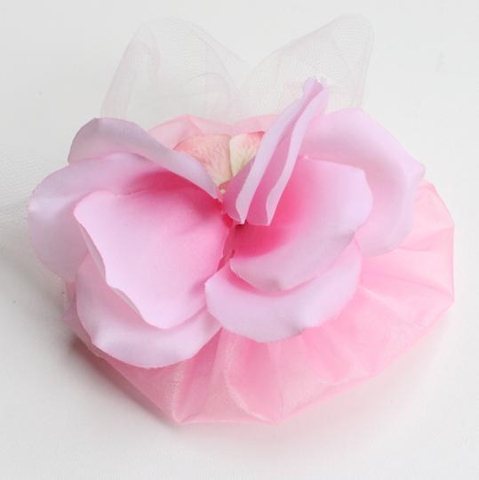 Other Pink Rose Fascinator for Brides or bridesmaids