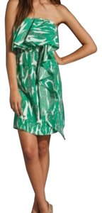 MM Couture short dress Green on Tradesy