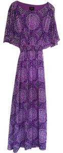 Purple Maxi Dress by Laundry by Shelli Segal