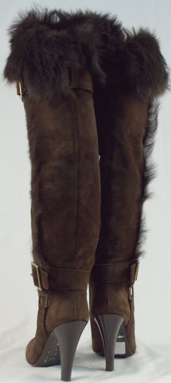Coach Brown Boots