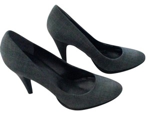 Nine West Pump Heels Grey Pumps