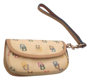 Dooney & Bourke DB logo flip phone case