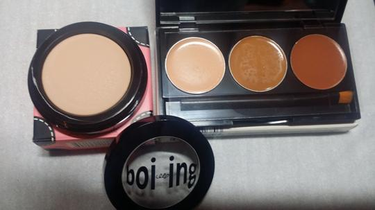 BENEFIT AND PHILOSOPHY BRAND NEW CONTOUR AND CONSEALMENT.KIT!!!