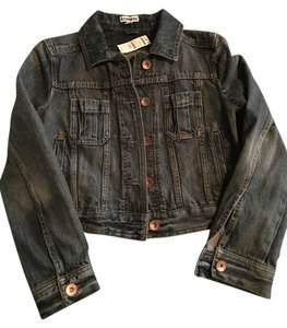 Express Jean Denim Jacket