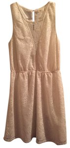 Everly short dress Ivory on Tradesy