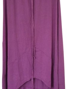 Michael Stars Maxi Skirt Purple