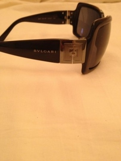 BVLGARI BVLGARI BLACK SUNGLASSES