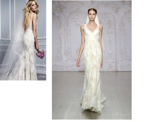 Monique Lhuillier Calla Gown Wedding Dress