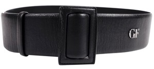 Gianfranco Ferre Gianfranco Ferre Black Leather Belt
