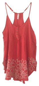 Xhilaration Cut Outs Target Top Coral