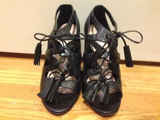 Plenty by Tracy Reese Black Sandals