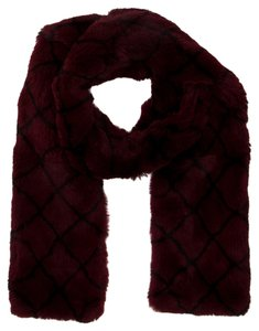 Chanel $1850 Fur Scarf
