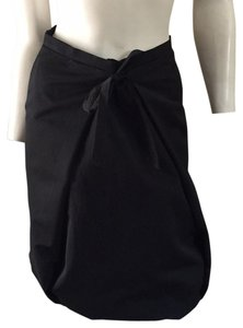 Moschino Black Skirt