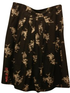 Banana Republic Skirt Black background