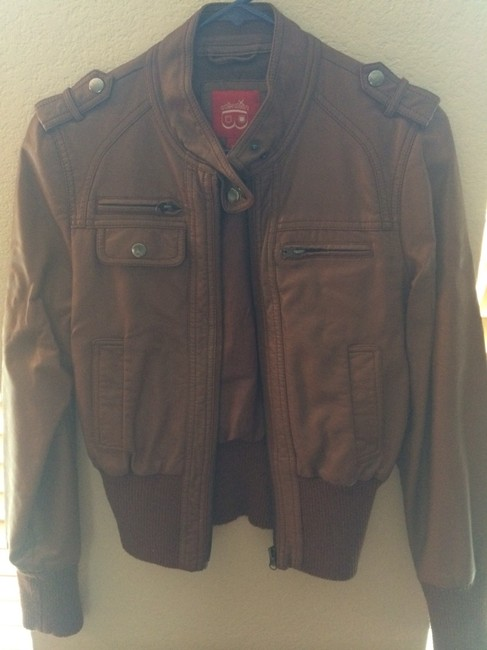 Nordstrom Brown Jacket