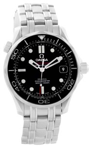 Omega Omega Seamaster 300M Midsize Watch 212.30.36.20.01.002 Box Papers