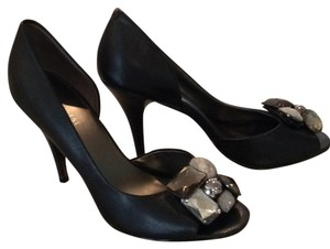 Nine West Black w jewelled accent Formal