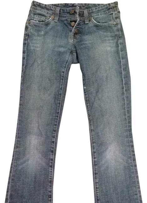 Citizens of Humanity Straight Leg Jeans-Light Wash