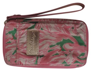 Lilly Pulitzer Wristlet in Pink