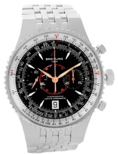 Breitling Breitling Montbrillant Legende Stainless Steel Mens Watch A23340