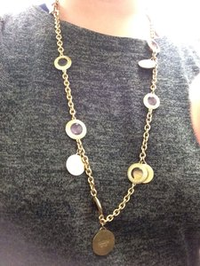 Coach Coach Long Necklace