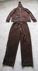 Quacker Factory Quacker Factory Brown Tracksuits & Sweats