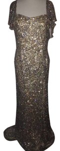 BG Haute Sequin Long Elegant Dress