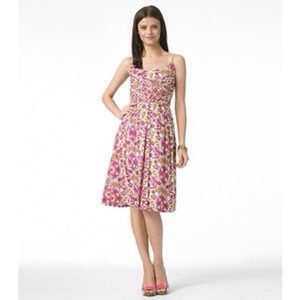 Tory Burch short dress Pink on Tradesy
