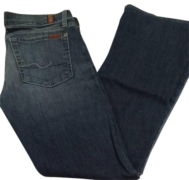 Preload https://item1.tradesy.com/images/7-for-all-mankind-boot-cut-jeans-washlook-1510615-0-0.jpg?width=400&height=650