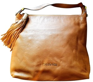 Michael Kors Weston Leather Like New Hobo Bag
