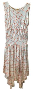 Giraff print Maxi Dress by Rachel Pally