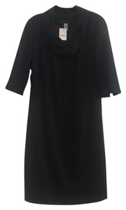 J.Crew Cowl Lbd Work Wool Office Dress