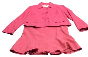 Gap Pink skirt suit