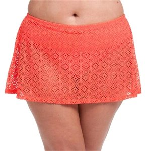 Other Catalina Crochet Mesh Swimsuit Skirt Bottom