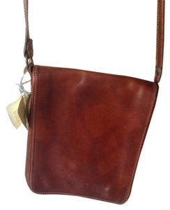 I MEDICI FIRENZE Sholder Cross Body Brown Messenger Bag