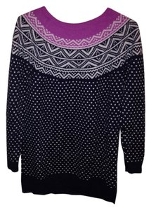 Gap Fair Isle Tunic Sweater