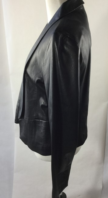 Vince Lambskin Leather Jacket