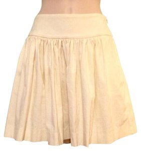 Express Mini Skirt Cream