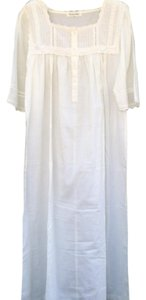 White Maxi Dress by Dior Night Gown Vintage