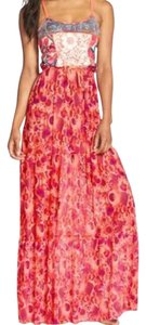 Red, multi Maxi Dress by Maaji