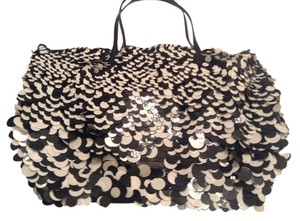 Valentino Tote in Black and white