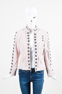 Marc Jacobs Distressed Pink Jacket