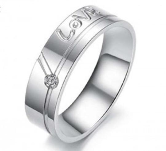 Preload https://item5.tradesy.com/images/silver-love-titanium-steel-free-shipping-men-s-wedding-band-151134-0-0.jpg?width=440&height=440