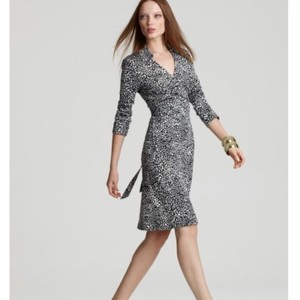 Diane von Furstenberg Jersey Silk Wrap Dress