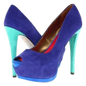 Sam Edelman Blue Pumps