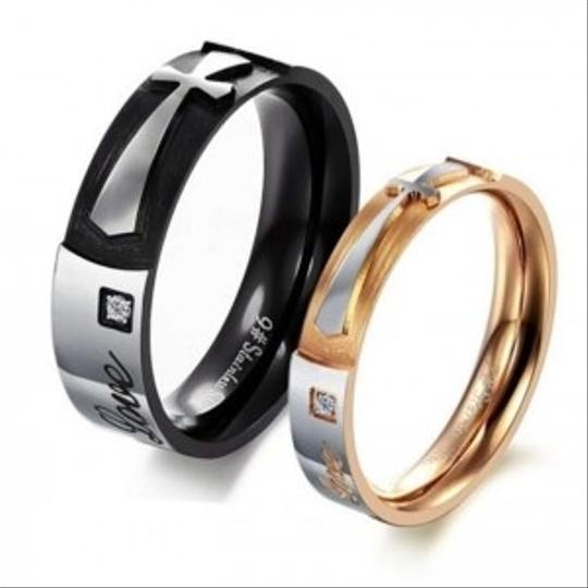 Preload https://item4.tradesy.com/images/silverblackrose-gold-bogo-free-2pc-band-free-shipping-jewelry-set-151148-0-0.jpg?width=440&height=440