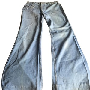 Viceroy faded Flare Leg Jeans