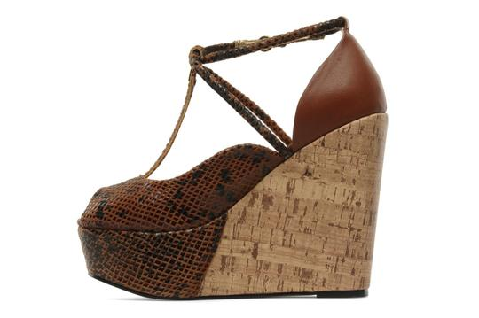 Ted Baker Brown Wedges