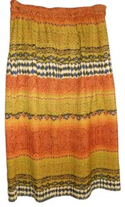 Erika Brooke Skirt Multi Color